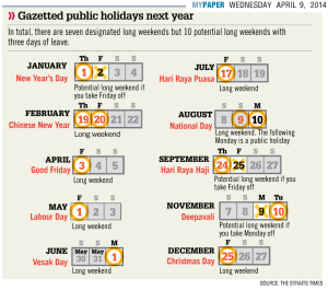 2015 SG public holiday