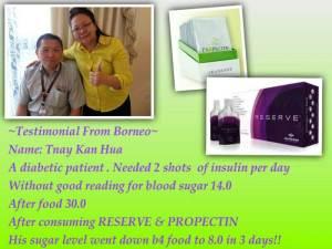 Testimony-Reserve-Jeunesse-Diabetic-sugar-level-healthy