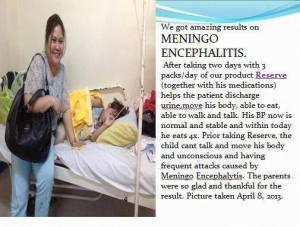meningo encephalitis